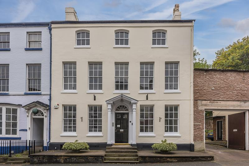 0.000000 Bedroom Town House Ross-on-wye
