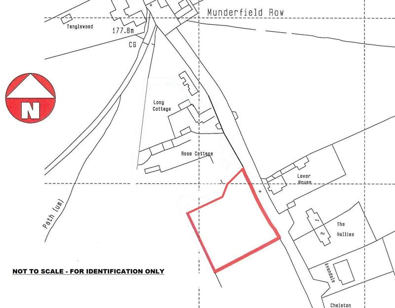 0.600000 Bedroom Residential Building Plot Bromyard